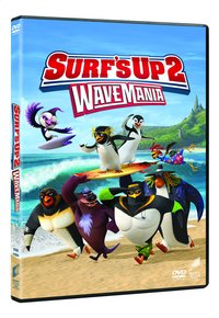 DVD Surf's Up 2: Wave Mania