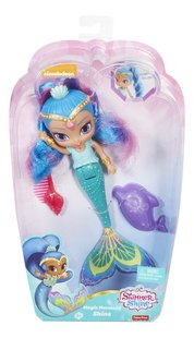 Fisher-Price figuur Shimmer & Shine Magic Mermaid Shine-Vooraanzicht