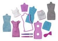 Barbie speelset D.I.Y. Fashion Design Plates 1
