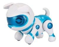 Teksta robot newborn V2 Puppy-commercieel beeld