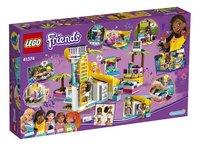 LEGO Friends 41374 Andrea's zwembadfeest-Achteraanzicht