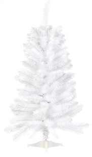 Sapin de Noël Table Tree blanc 90 cm