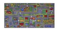 DreamLand verkeerstapijt Play City 95 x 200 cm-commercieel beeld