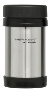 Thermocafé by Thermos Porte-aliments aspect inox/noir 0,5 l