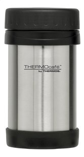 Thermocafé by Thermos porte-aliments aspect inox/noir 0.5 l