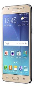 Samsung smartphone Galaxy J5 8 GB goud-Linkerzijde