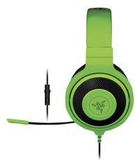 Razer Headset Kraken Pro eSports groen-Rechterzijde