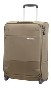 Samsonite Valise souple Base Boost 40 Upright walnut 55 cm