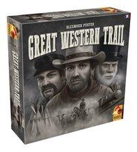 Great Western Trail-Côté gauche
