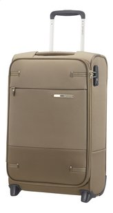 Samsonite Valise souple Base Boost 35 Upright walnut 55 cm