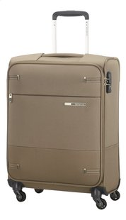 Samsonite Zachte reistrolley Base Boost 40 Spinner walnut 55 cm