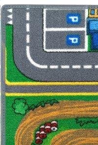 DreamLand verkeerstapijt Play City 95 x 200 cm-Artikeldetail