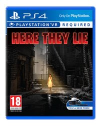 PS4 Here They Lie VR ENG/FR