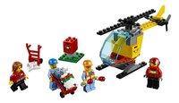 LEGO City 60100 Vliegveld starterset-Vooraanzicht
