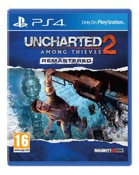 PS4 Uncharted 2: Among Thieves Remastered FR/ANG