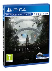 PS4 Robinson: The Journey VR ENG/FR