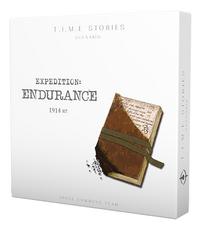 T.I.M.E Stories uitbreiding: Endurance ENG-Rechterzijde