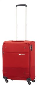 Samsonite Zachte reistrolley Base Boost 40 Spinner red 55 cm-Linkerzijde