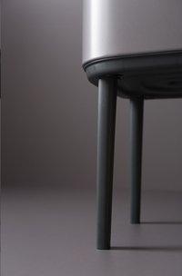 Brabantia Poubelle Touch Bin Bo platinum 3 x 11 l-Base
