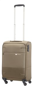 Samsonite Zachte reistrolley Base Boost 35 Spinner walnut 55 cm-Linkerzijde