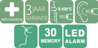 Medisana thermomètre infrarouge multifonction TM750 -Détail de l'article