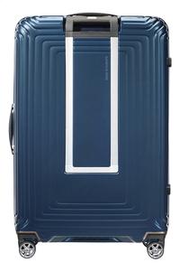 Samsonite Harde reistrolley Neopulse Spinner metallic blue 75 cm-Achteraanzicht