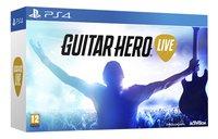 PS4 Guitar Hero Live + gitaarcontroller FR-Vooraanzicht