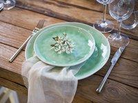 Cosy & Trendy 3 platte borden Spirit Green Ø 27 cm-Afbeelding 3