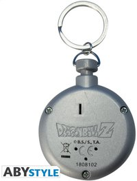 Sleutelhanger Dragon Ball Z 3D Dragon Radar-Achteraanzicht