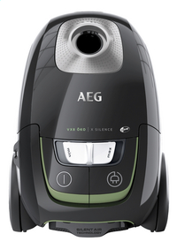 AEG Aspirateur X-Silence VX8-4-ECO-Vue du haut