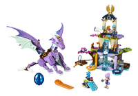 LEGO Elves 41178 Le sanctuaire du dragon-Avant