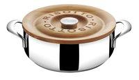 Lagostina casserole à risotto La Risottiera 24 cm - 3,5 l