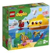 LEGO DUPLO 10910 L'aventure en sous-marin-Côté gauche