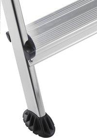 Altrex aluminium trapladder Double Decker met 5 treden-Artikeldetail