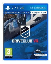 PS4 Driveclub VR PS4 ENG/FR