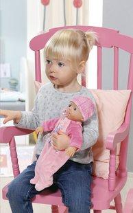 BABY born poupée souple my little supersoft pink-Image 1