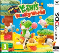Nintendo 3DS Poochy & Yoshi's Woolly World ENG