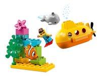 LEGO DUPLO 10910 L'aventure en sous-marin-Détail de l'article
