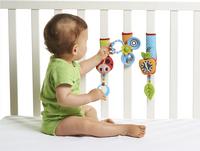 Tiny Love Jouet d'activité Crib & Stroller Sleeves-Image 1