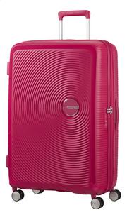 American Tourister Valise rigide Spinner EXP Soundbox lightning pink