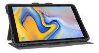 Targus foliocover Pro-Tek Rotating pour Samsung Galaxy Tab A 10.5/ bleu clair-Image 1