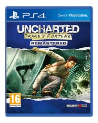 PS4 Uncharted: Drake's Fortune Remastered FR/ANG