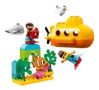 LEGO DUPLO 10910 L'aventure en sous-marin-Avant