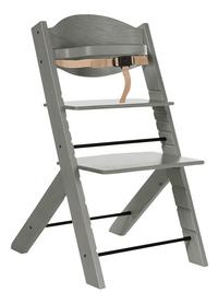 Treppy Chaise haute avec coussin réducteur gratuit woody gray-Détail de l'article