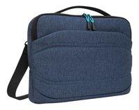 Targus mallette pour laptop Groove X2 13/ Navy-Côté gauche