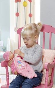 BABY born poupée souple my little supersoft pink-Image 3