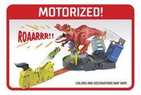 Hot Wheels acrobatische racebaan T-Rex Rampage-Afbeelding 1