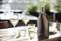 Screwpull Wijn- en champagnekoeler zwart-Afbeelding 2