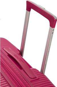 American Tourister Valise rigide Soundbox Spinner EXP lightning pink 67 cm-Vue du haut