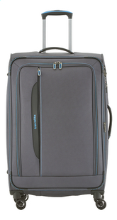 Travelite Valise souple CrossLITE Spinner anthracite